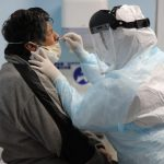 Municipalidad de Cauquenes continúa con toma de muestras PCR