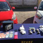 PDI Curicó detiene a banda criminal dedicada a delitos de robos violentos