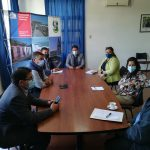 En Cauquenes se reúne el Comité Provincial de Salud