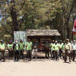 Parque nacional Radal Siete Tazas cuenta con 11 nuevos Guardaparques