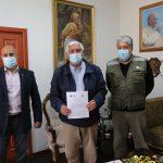 Municipalidad de Cauquenes y CONAF renuevan convenio de colaboración