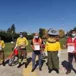 CONAF Maule informó inicio de periodo de autorización para quemas agrícolas en la Región