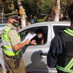 Constitución: Carabineros ha detenido a 70 personas por Art. 318 y a 5 personas por órdenes vigentes en una semana